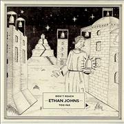 Ethan Johns Don't Reach Too Far UK CD-R acetate Promo