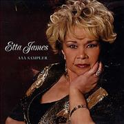 Click here for more info about 'Etta James - AAA Sampler'
