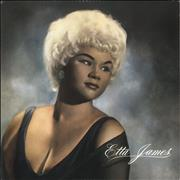Etta James Etta James - 180gm UK vinyl LP