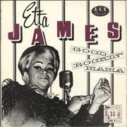 "Etta James Good Rockin' Mama UK 10"" vinyl"