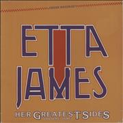Etta James Her Greatest Sides - Volume One Italy vinyl LP