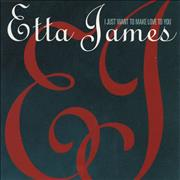 Click here for more info about 'Etta James - I Just Want To Make Love To You'