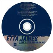 Click here for more info about 'Etta James - Love's Been Rough On Me'