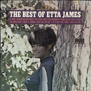 Etta James The Best Of Etta James - Sealed USA vinyl LP