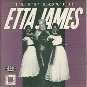 Etta James Tuff Lover UK vinyl LP