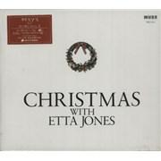 Etta Jones Christmas - Promo Japan CD album Promo