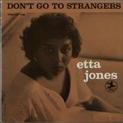 Click here for more info about 'Etta Jones - Don't Talk To Strangers'