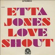 Click here for more info about 'Etta Jones - Love Shout'