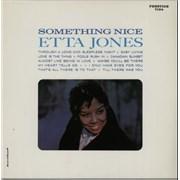 Etta Jones Something Nice USA vinyl LP