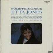 Etta Jones Something Nice France vinyl LP