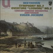 Click here for more info about 'Eugen Jochum - Beethoven: Symphony No. 2/ Overture