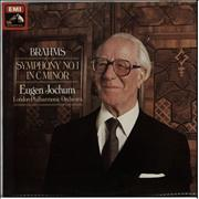 Click here for more info about 'Eugen Jochum - Symphony No. 1 In C Minor - Quad'