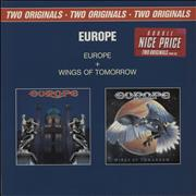 Click here for more info about 'Europe / Wings Of Tomorrow'