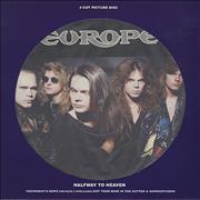 Click here for more info about 'Europe - Halfway To Heaven'