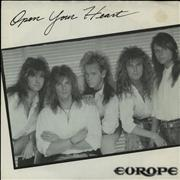 Click here for more info about 'Europe - Open Your Heart'