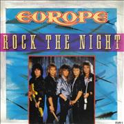 Click here for more info about 'Europe - Rock The Night'
