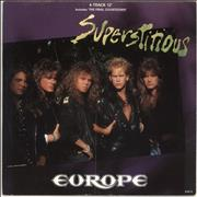 Click here for more info about 'Europe - Superstitious'