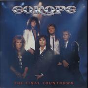 Click here for more info about 'Europe - The Final Countdown'