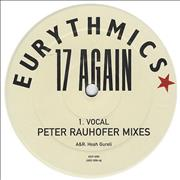 Click here for more info about 'Eurythmics - 17 Again - Peter Rauhofer Mixes'