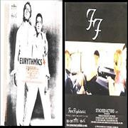Click here for more info about 'Eurythmics - 17 Again - split with Foo Fighters trk'