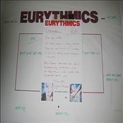 Click here for more info about 'Eurythmics - Be Yourself Tonight'