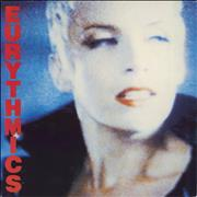 Eurythmics Be Yourself Tonight UK vinyl LP