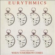 Click here for more info about 'Eurythmics - Cuando Lllegue Mañana'