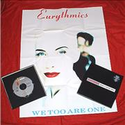 Click here for more info about 'Eurythmics - Don't Ask Me Why - Box + Poster'