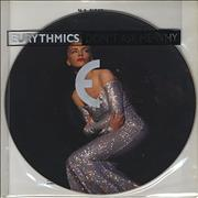 """Eurythmics Don't Ask Me Why UK 12"""" picture disc"""