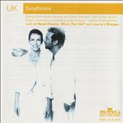 Click here for more info about 'Eurythmics Annie Lennox Dave Stewart'