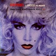 Click here for more info about 'Eurythmics - I Need A Man - Gatefold'