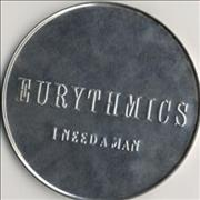 Click here for more info about 'Eurythmics - I Need A Man - Tin'