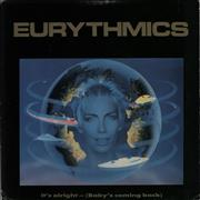 Click here for more info about 'Eurythmics - It's Alright - Planet P/s'
