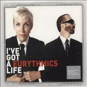 Click here for more info about 'Eurythmics - I've Got A Life'