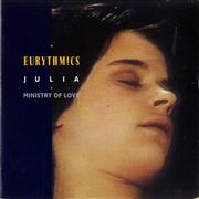 Click here for more info about 'Eurythmics - Julia'