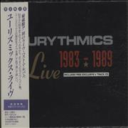 Click here for more info about 'Live 1983-1989 - Sealed'