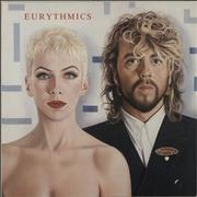 Click here for more info about 'Eurythmics - Revenge - 1st'
