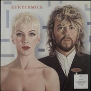 Click here for more info about 'Eurythmics - Revenge - 1st - Stickered'