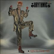 Click here for more info about 'Eurythmics - Right By Your Side'