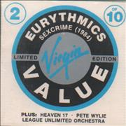 Click here for more info about 'Eurythmics - Sexcrime 1984'