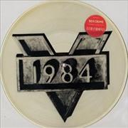 "Eurythmics Sexcrime UK 12"" picture disc"