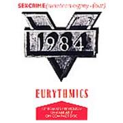 "Eurythmics Sexcrime UK 3"" CD single"