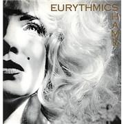 "Eurythmics Shame UK 12"" vinyl"