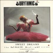 Click here for more info about 'Eurythmics - Sweet Dreams - The Definitive Biography'