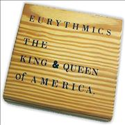Click here for more info about 'Eurythmics - The King & Queen Of America - Wooden Box'