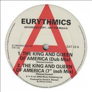Click here for more info about 'Eurythmics - The King And Queen Of America'