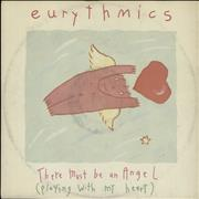 Click here for more info about 'Eurythmics - There Must Be An Angel - EX'