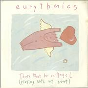 Click here for more info about 'Eurythmics - There Must Be An Angel'