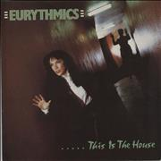 Click here for more info about 'Eurythmics - This Is The House'