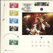 Click here for more info about 'Eurythmics - Touch Dance - Stickered Sleeve'
